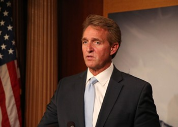 Flake Threat to Scuttle Judicial Nominees is Scuttled by Delayed Vote