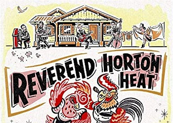 GIVEAWAY: Reverend Horton Heat Swag!