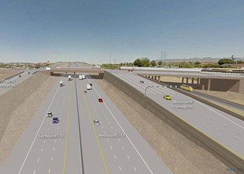 Northwest Nightmare Nears End: One-Lane Traffic Open at Ina Over I-10