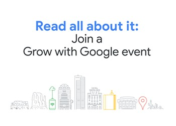Grow with Google headed to Joel D. Valdez Main Library