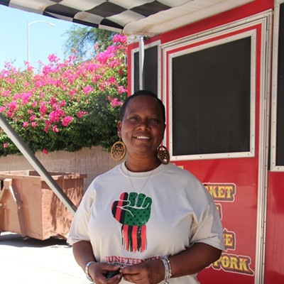 Highlights from the Tucson Juneteenth Festival