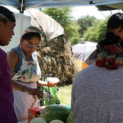 Apache Youth Activism at Oak Flat
