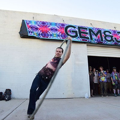 10th Annual Gem and Jam Music Festival (SLIDESHOW)