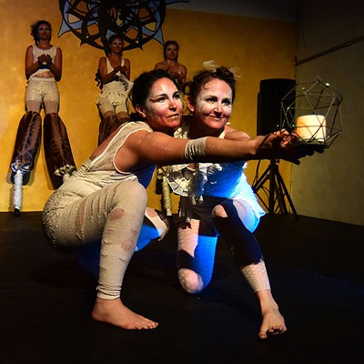 Spectrum: A Theatrical Stilt Dance & Acrobatic Spectacle