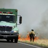 Photos From the Wallow Fire