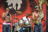 COURTESY - Hypnotic Brass Ensemble
