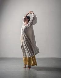 ED FLORES - Claire Hancock as Frida Kahlo