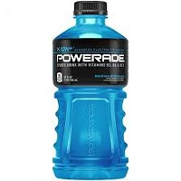 Beware of a middle school kid stealing your blue Powerades. Make sure to waste the police department's time and resources by reporting this immediately.