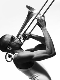 COURTESY PHOTO - Trombone Shorty and Orleans Avenue is playing Centennial Hall Jan. 18.