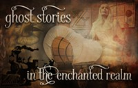 Ghost Stories in the Enchanted Realm with Geoff Mitchell at The Mini Time Machine Museum of Miniatures - Uploaded by gentrys