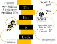 EEF's 7th Annual Celebrity Spelling Bee - Uploaded by Operations