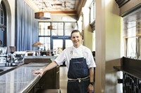 Chef Brian Smith (Maynards Market & Kitchen) - Uploaded by lmarinaro