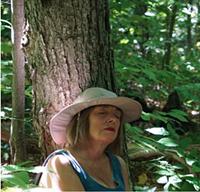 "Shinrin-yoku ""forest bathing"" - Uploaded by Carol Roberge"