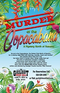 Murder at the Copacabana, A Mystery North of Havana! - Uploaded by Danielle Belder