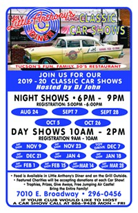 Little Anthony's Classic Car Show - Uploaded by Danielle Belder