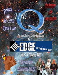 "The ""Q"" at The Edge - Uploaded by IdyllMind"