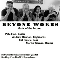 Beyond Words - Uploaded by Pete Fine