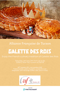 Come celebrate with the AFT! - Uploaded by Alliance Française of Tucson