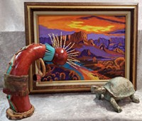 Some works by Cactus Wren Artisans artists - Uploaded by diane4art