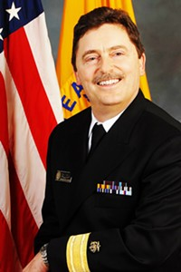 Dr. James Galloway