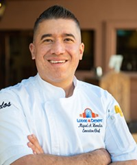 Executive Chef Miguel Heredia - Uploaded by Flying Aprons Tucson