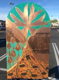 copper arat - Uploaded by Art Attack Az