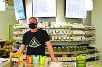 DAVID ABOTT - Prime Leaf CEO Brian Warde wants to provide Tucsonans with prime leaf, but also wants to change the conversation about cannabis.