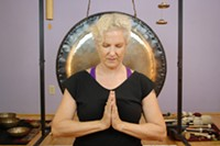 Start your day with yoga and a special Gratitude meditation. - Uploaded by YogaConnection