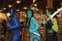 ComiCon 2015 Super Slideshow