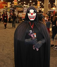 The Uncanny Phoenix ComiCon 2015 Slideshow