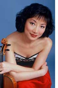 Violist Hong-Mei Xiao solos with SASO