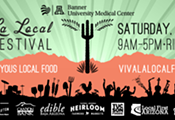 Viva La Local Food Festival